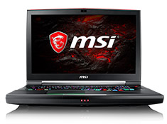 MSI GT75VR Titan 17.3in Gaming Laptop [7RE-260AU]