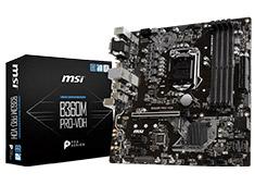 MSI B360M Pro-VDH Motherboard
