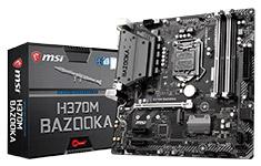 MSI H370M Bazooka Motherboard