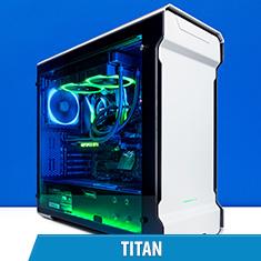 PCCG Titan Gaming System