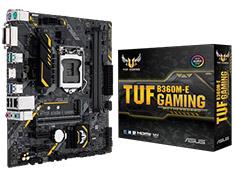 ASUS TUF B360M-E Gaming Motherboard