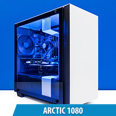 PCCG Arctic 1080 Gaming System