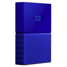 Western Digital WD My Passport 4TB Blue
