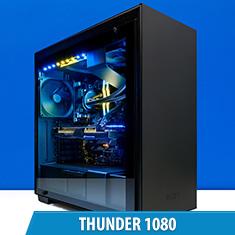 PCCG Thunder 1080 Gaming System