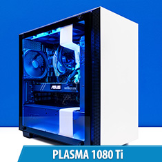 PCCG Plasma 1080 Ti Gaming System