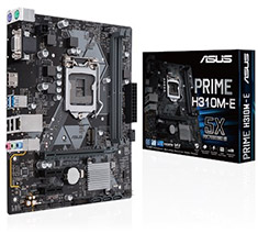 ASUS Prime H310M-E Motherboard