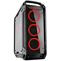 Cougar Panzer Evo Tempered Glass Full Tower Case