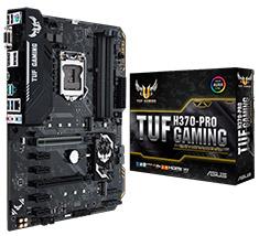 ASUS TUF H370 Pro Gaming Motherboard