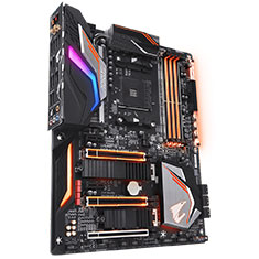 Gigabyte X470 Gaming 7 Wi-Fi Motherboard
