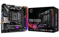 ASUS ROG Strix X470-I Mini-ITX Motherboard