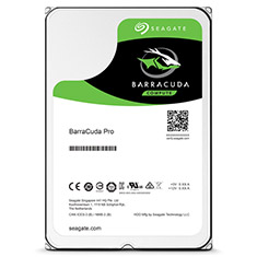 Seagate Barracuda Pro 6TB ST6000DM004 3.5in Hard Drive