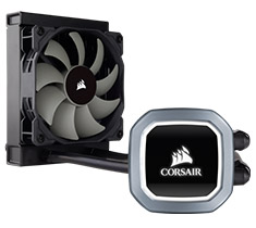 Corsair Hydro Series H60 V2 120mm Liquid CPU Cooler