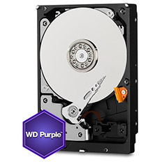 Western Digital WD Purple 6TB WD60PURZ