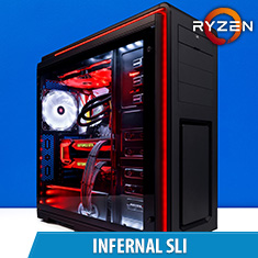 PCCG Infernal SLI Gaming System