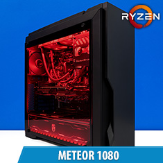 PCCG Meteor 1080 Gaming System