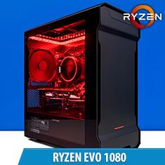 PCCG Ryzen Evo 1080 Gaming System