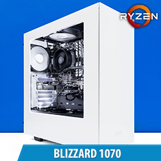 PCCG Blizzard 1070 Gaming System