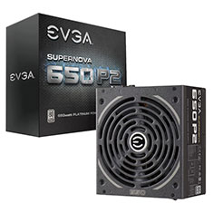 EVGA SuperNOVA P2 Modular 650W Power Supply