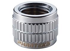 Phanteks F-F Adapter G1/4 Chrome