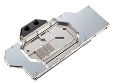 Phanteks G1080Ti GTX 1080 Ti FE GPU Water Block Chrome