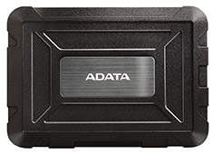 ADATA ED600 External 2.5in Rugged Enclosure