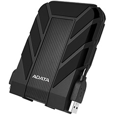 ADATA HD710 Rugged IP68 Portable Drive 5TB Black