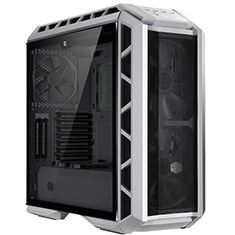 Cooler Master H500P Mesh White Tempered Glass Case