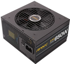 Antec Earthwatts EA650G-Pro 650W Power Supply