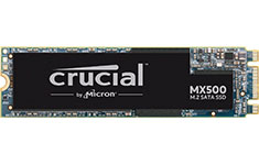 Crucial MX500 M.2 Solid State Drive 500GB