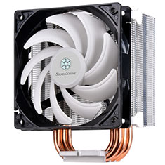SilverStone Argon Series AR01-V2.1 CPU Cooler
