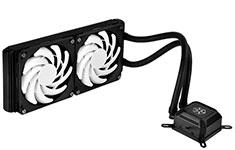 SilverStone Tundra Series TD02-SLIM-V2 AIO CPU Cooler