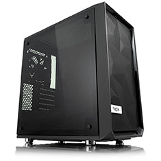 Fractal Design Meshify Mini C Dark Tempered Glass