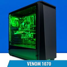PCCG Venom 1070 Gaming System