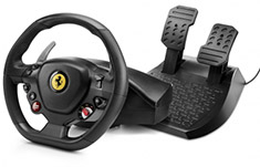 Thrustmaster T80 Ferrari 488 GTB Edition Wheel for PC/PS4