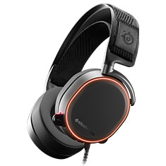 SteelSeries Arctis Pro Gaming Headset Black
