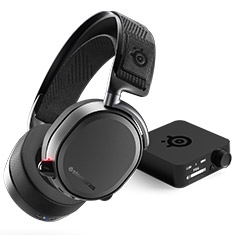 SteelSeries Arctis Pro Wireless Gaming Headset Black