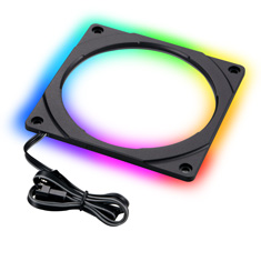 Phanteks Halos 120mm Digital RGB Plastic LED Fan Frame