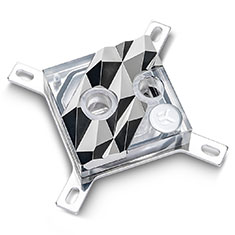EK Supremacy Edge CPU Waterblock Nickel Plexi