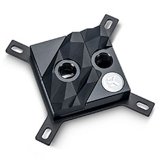 EK Supremacy Edge CPU Waterblock Black Acetal