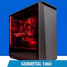PCCG Gunmetal 1060 Gaming System