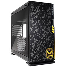 InWin 101 TUF Gaming Mid Tower Case
