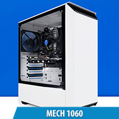PCCG Mech 1060 Gaming System