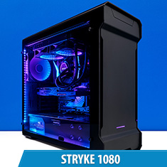 PCCG Stryke 1080 Gaming System
