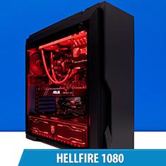 PCCG Hellfire 1080 Gaming System
