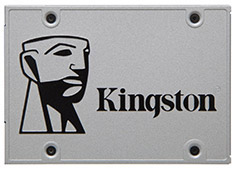 Kingston UV500 2.5in SATA SSD 240GB
