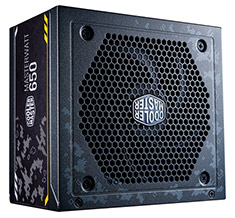 Cooler Master MasterWatt TUF Edition Bronze 650W Power Supply