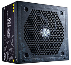Cooler Master MasterWatt TUF Edition Bronze 750W Power Supply