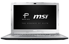 MSI PE62 15.6in Core i7 Windows 10 Pro Notebook [8RC-046AU]