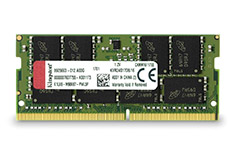Kingston ValueRAM KVR24S17D8/16 16GB (1x16GB) DDR4 SODIMM