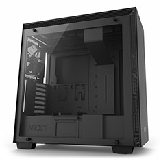 NZXT H700 Mid Tower Case Matte Black
